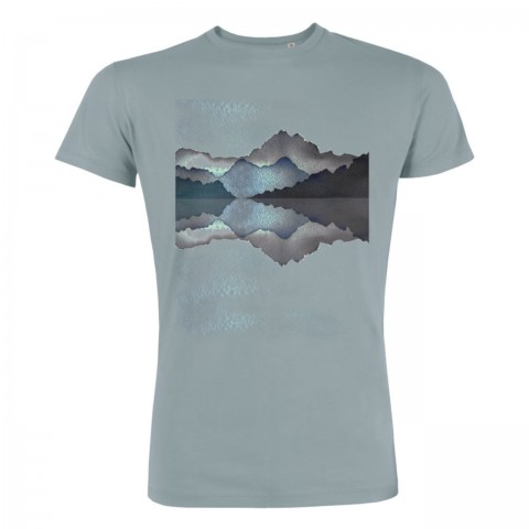 Preview of REFLECT - Organic Men's Watercolour Tee