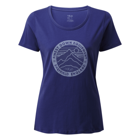 Preview of Women's Stance 3 Peaks SS Tee