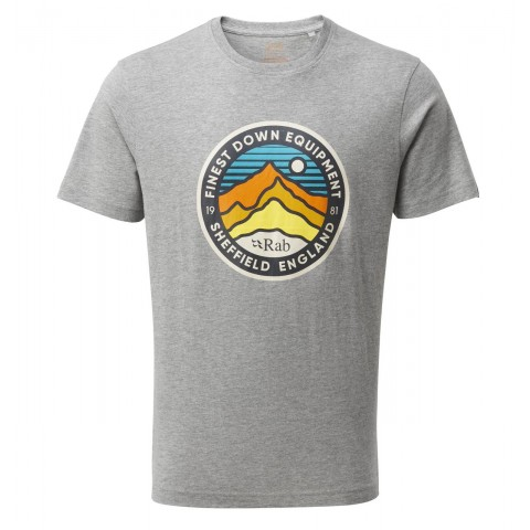 Preview of Stance 3 Peaks SS Tee