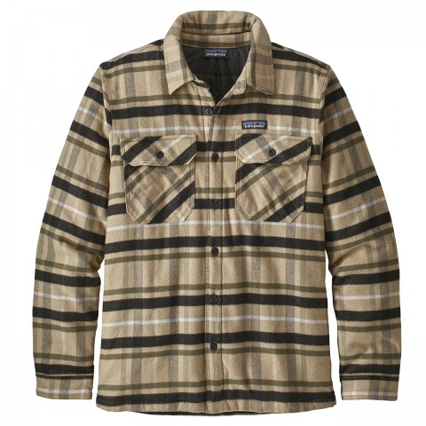 Preview of Insulated Fjord Flannel Shirt - Old Colour