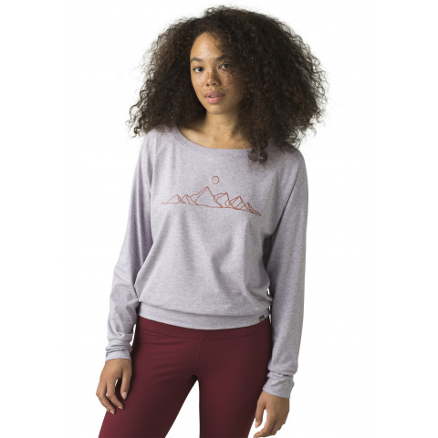 Preview of Graphic Long Sleeve Tee - Women's