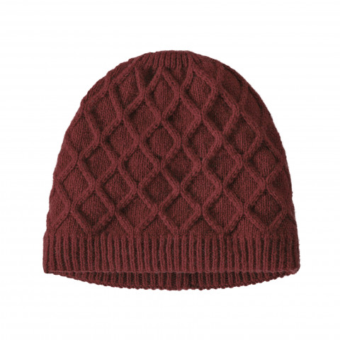 Preview of Honeycomb Knit Beanie