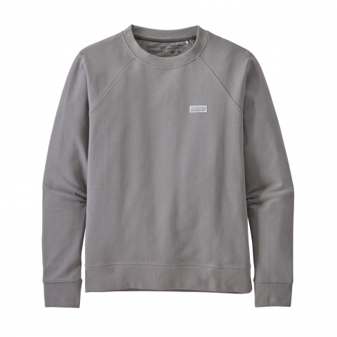 Preview of Women's Pastel P-6 Label Organic Crew Sweatshirt