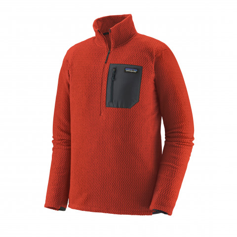 Preview of R1 Air Zip Neck