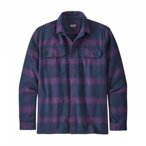 Preview of Long-Sleeved Fjord Flannel Shirt