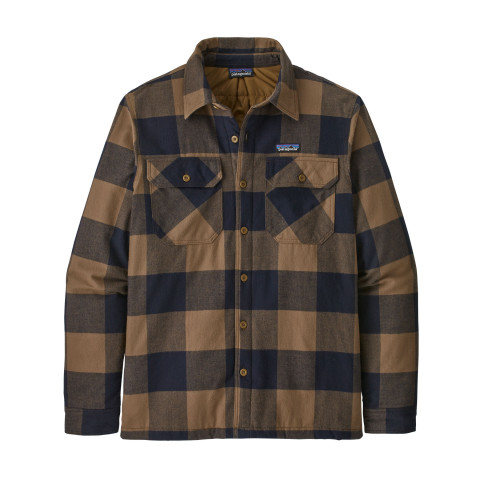 Preview of Insulated Organic Cotton Midweight Fjord Flannel Shirt