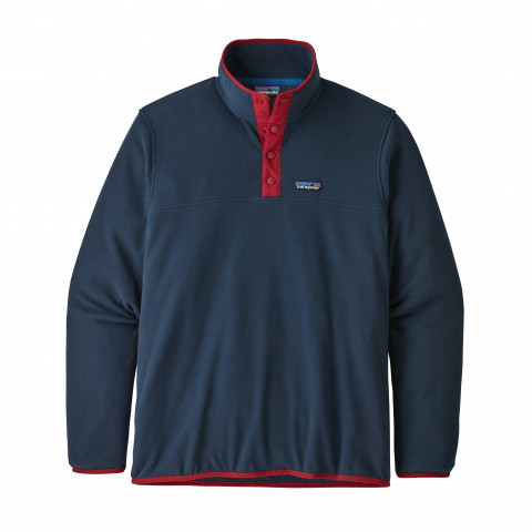 Preview of Micro D™ Snap-T® Fleece Pullover
