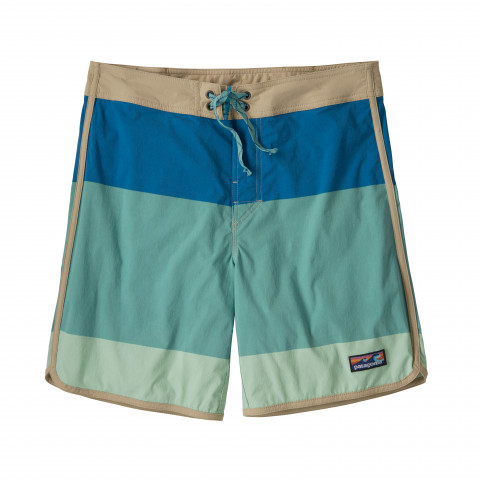 Preview of Scallop Hem Stretch Wavefarer Boardshorts - 18""
