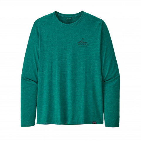 Preview of Long-Sleeved Capilene Cool Daily Graphic Shirt