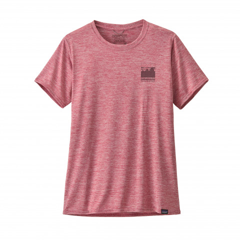 Preview of Women's Capilene Cool Daily Graphic Shirt