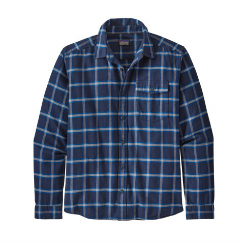 Preview of Lightweight Fjord Flannel Shirt