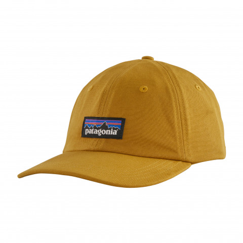 Preview of P-6 Label Trad Cap