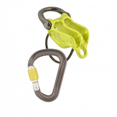 Preview of Pivot with Phantom HMS Carabiner