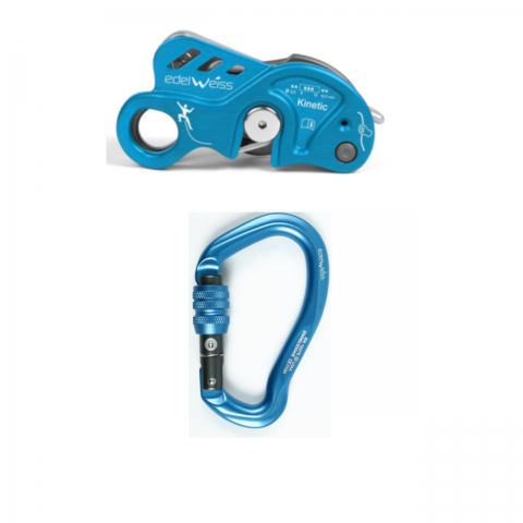 Preview of Kinetic Belay Device Kit