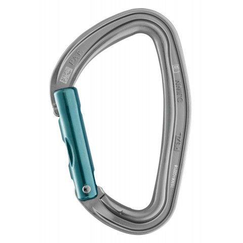 Preview of Djinn Straight Gate Carabiner